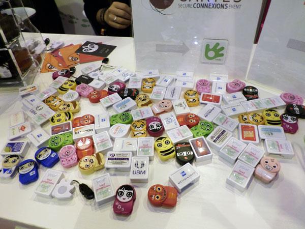 Poken - NFC et valeur ajoutée pour l'événementiel