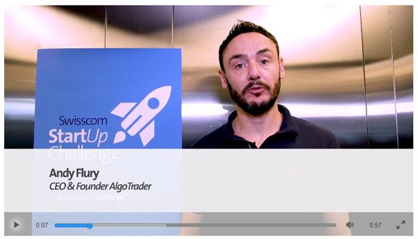 Swisscom Startup Challenge 2017