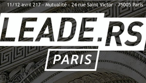 leade_rs event startup Silicon-valley à Paris