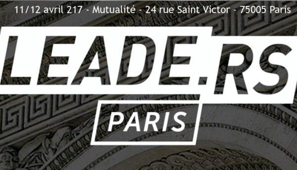 leade_rs event startup Silicon-valley à Paris