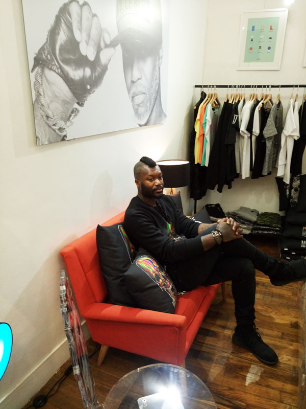 Football Djibril Cissé