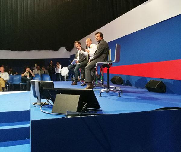 Mindmaze rachète GaitUp et recrute Léonardo Di Caprio comme investisseu