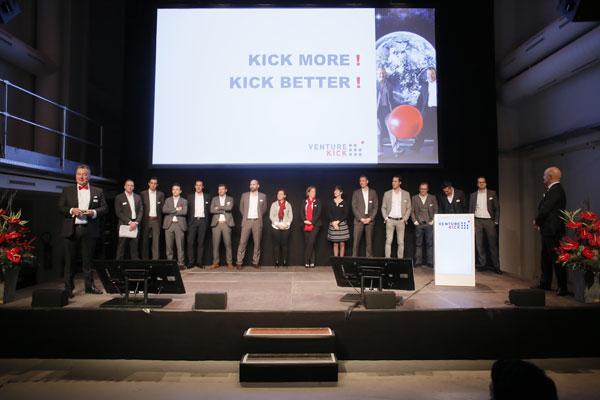 Venture Kick - start-up