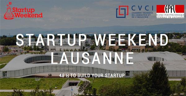 Start-up Week-end Lausanne 2018