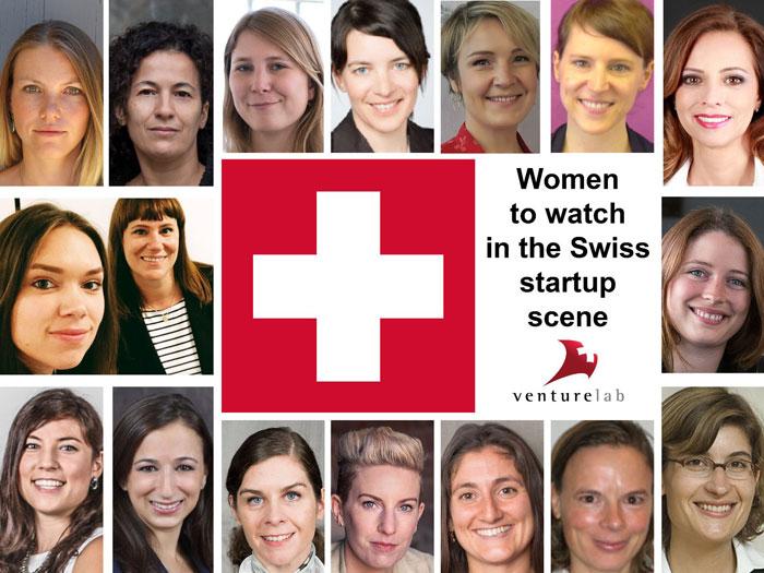 femmes à suivre en Suisse
