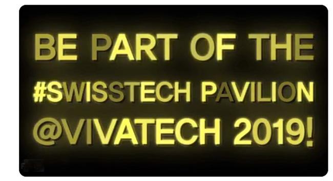 Vivatech Pavillon Suis