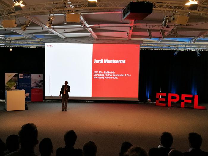 EPFL Startup seed night champion 2019