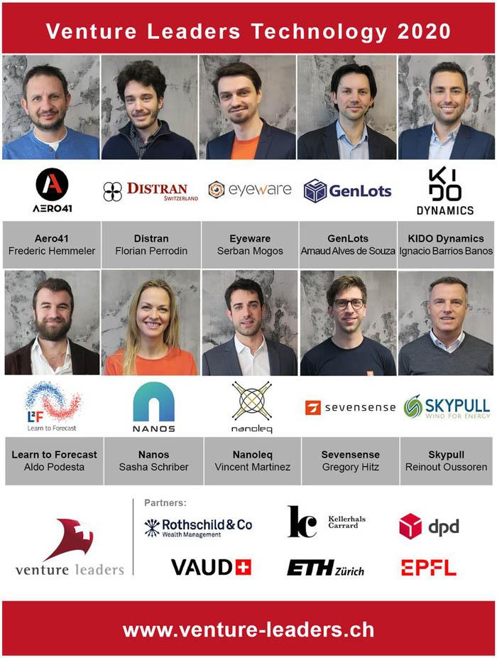 venture leaders