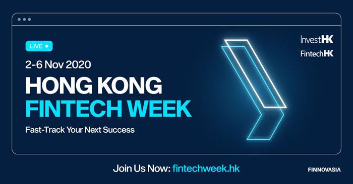 Fintechweek Honk Kong