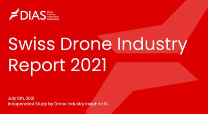 swiss drone industry report
