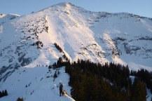 Leistkamm North Face