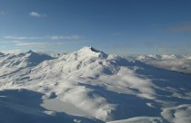 Chistenstein (above Klosters)