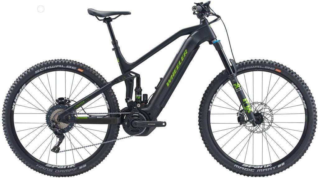 WHEELER E-Bikes i-Chaser LTD