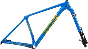Read more about the article Retro: Cannondale F-Si Hi-Mod Rahmensets