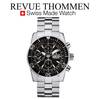 Revue Thommen Swiss Watch