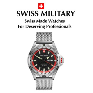 Swiss Military Watch for Professionals