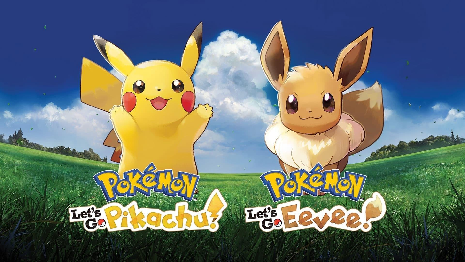 Pokémon: Let's Go. Pikachu! / Eevee! – Informações sobre Pokémon shiny. protagonistas e mais – Switch Brasil