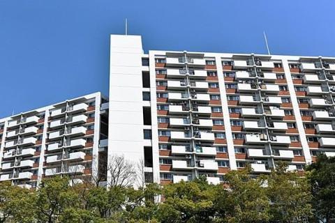 北緑丘第四住宅18号棟(中古マンション)1,980万円