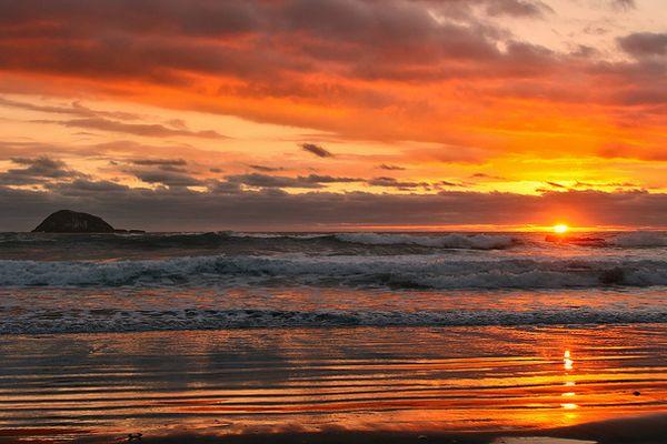 ニュージーランドを含む謎の新大陸「Zealandia」、その存在の可能性が高まる