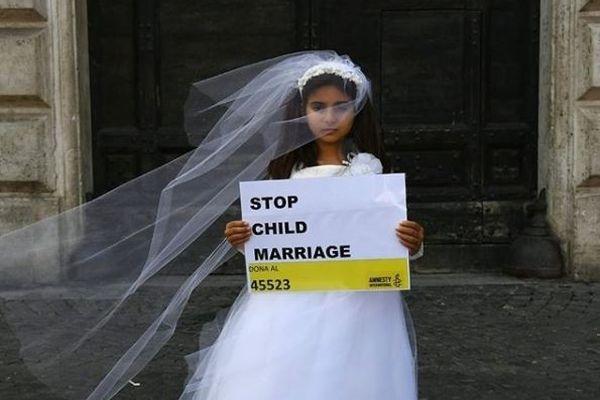 結婚できる年齢を実質0歳に引き下げか?バングラデシュで児童婚を巡る法律が議論に