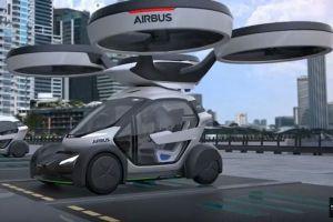 未来の交通システムはこうなる?エアバス社が提案するコンセプトがユニーク