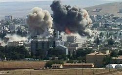 米主導の空爆で一般市民の犠牲者が200人超か、国連が懸念を表明する
