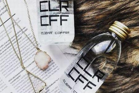 英で販売されている無色透明のコーヒー、実際に高級豆から作られ歯にも優しい