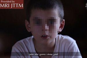 ISISのプロパガンダ動画に自称アメリカ人の子供が登場、攻撃を行うと脅迫