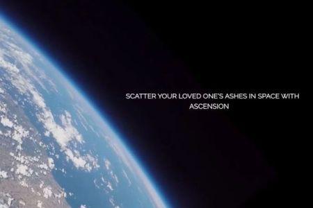 成層圏から風船で散骨、英会社が新たな「宇宙葬」のサービスを開始