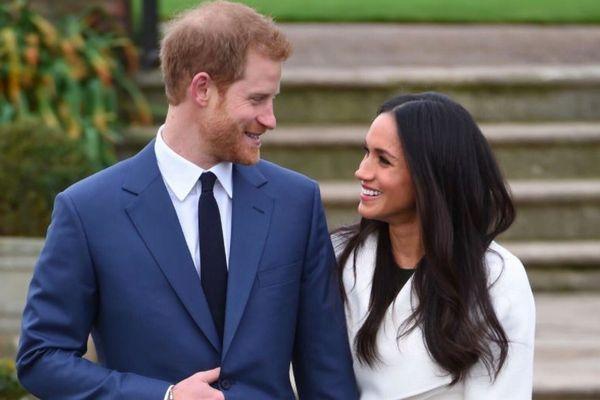 英ヘンリー王子とメーガン・マークルさんが婚約、来年春に正式に結婚へ