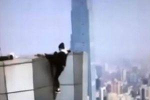 中国初のルーフトッパーが62階から転落死、危険な仕事をする理由とは?