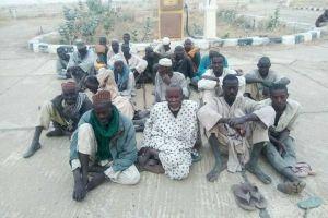 ナイジェリア軍の攻撃により、「ボコ・ハラム」に囚われていた700人が脱出に成功