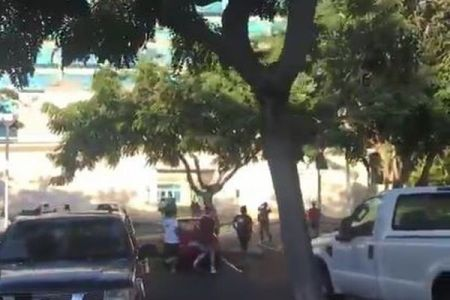 ハワイで弾道ミサイル接近の誤報、複数の動画が捉えた当時の状況とは?