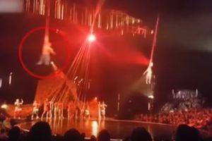 「シルク・ドゥ・ソレイユ」の公演中、パフォーマーがステージに落下し死亡