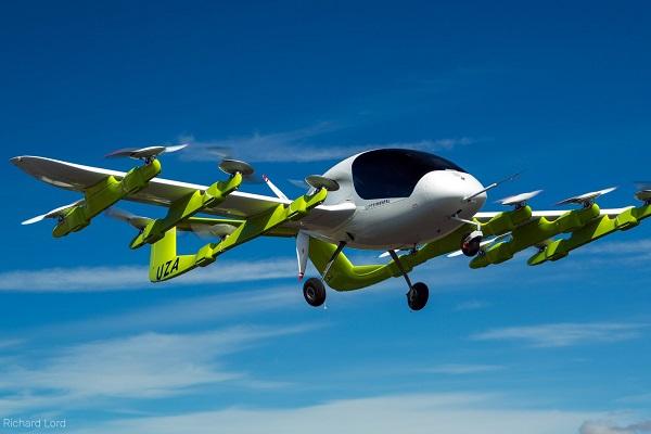 将来的には空飛ぶタクシーが実現?ニュージーランドで実証実験を開始