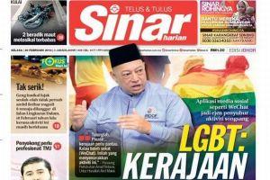 マレーシアの新聞が同性愛者を見分ける方法を掲載、多くの批判が集まる