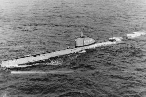ヒトラーを南米へ脱出させたと噂されたUボート、デンマーク沖で発見される