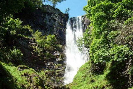 45mの滝から幼児が転落、深さ60cmの滝壺に落ちるも奇跡的に助かる