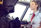 美容師からの華麗なる転身!辛い過去を乗り越えた美しすぎる女性パイロット