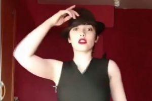 ダンス動画を投稿していた18歳のイラン人女性、突然警察に拘束される