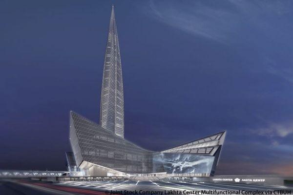 鋭い先端をした姿がスタイリッシュ、欧州で最も高いビルがまもなく完成