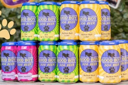 犬のためのビールを製造し販売!米国人夫妻の取り組みが話題に