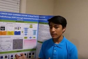 米で13歳の少年が膵臓がんを検知する方法を開発、それが認められ賞に輝く