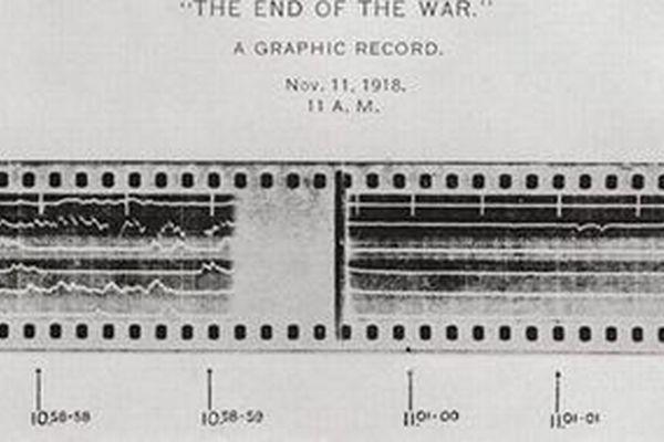 第1次世界大戦が終わった瞬間の音声記録、英の帝国戦争博物館が公開