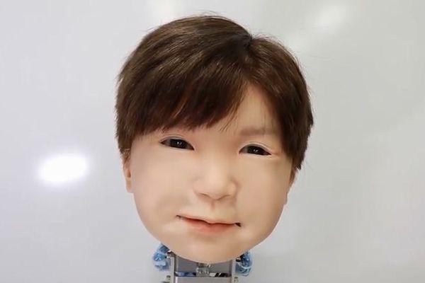 表情がより豊かに!大阪大学大学院が開発した子供アンドロイド「Affetto」がスゴイ!