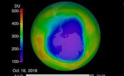 オゾン層が修復されつつある!北半球は2030年代半ばまでに回復:国連報告