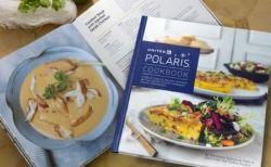 米航空会社がビジネスクラスで出される、機内食のレシピ本を発売