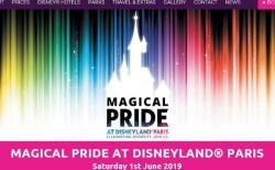 パリのディズニーランド、LGBTのためのイベント開催を発表し注目を集める