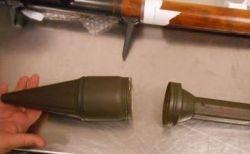 米の空港でバッグからロケットランチャーを発見、その後レプリカだと判明