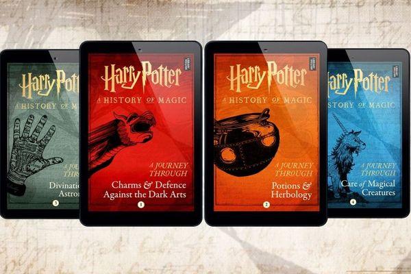 ハリー・ポッターの新たな4つのストーリーを発表、電子書籍で6月後半から販売